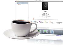 iPadコピー、Macへバックアップ