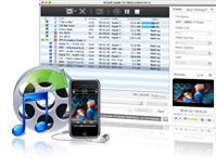 iPhone 動画変換 for Mac
